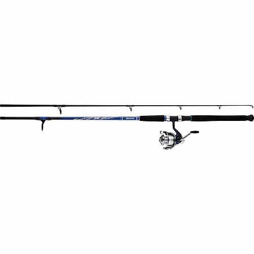 Daiwa DWA40-3Bi-G802M D-Wave SW Spin 8' Fishing Rod by Daiwa