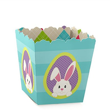 Hippity Hoppity - Party Mini Favor Boxes - Easter Party Treat Candy Boxes - Set of 12](Easter Treat Ideas)