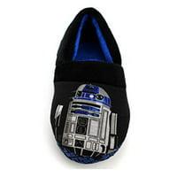 Disney Star Wars - R2D2 Kids A-line Plush Slippers