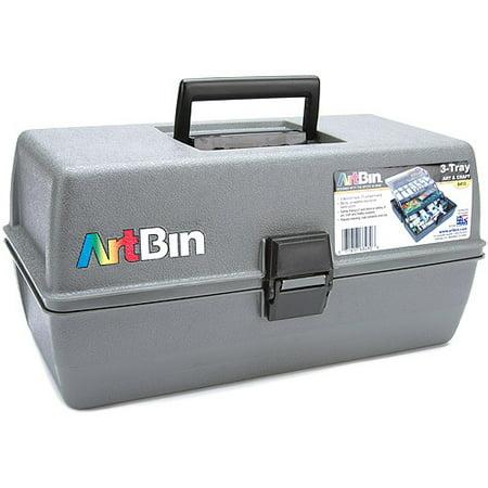 ArtBin 3-Tray Art & Craft Storage Case, 8