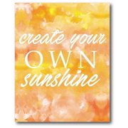 Create Your Own Gallery-Wrapped Canvas Wall Art, 16x20