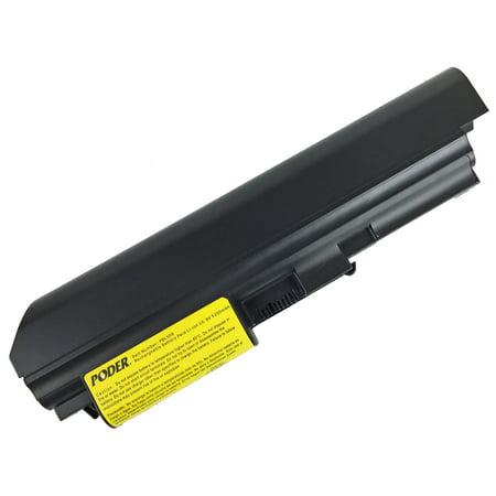 (New) Poder 6 Cell 10.8V 5200mAh Replacement Laptop Battery for Lenovo IBM ThinkPad Z60T 2511 2512 2513 2514 Z61T 9440 9441 9442 9443 9448