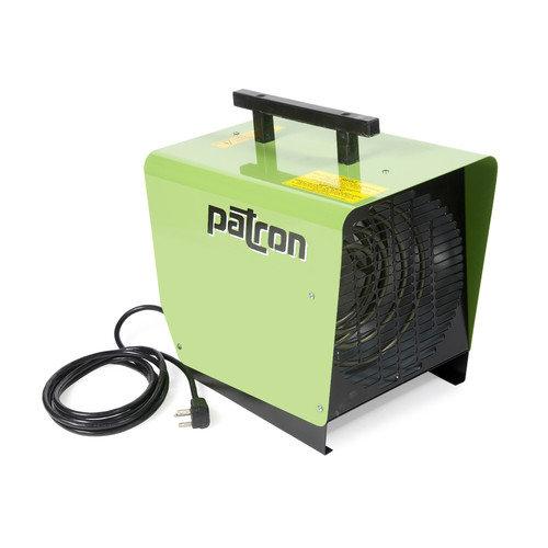 Patron E-Series 3,000 Watt Portable Electric Fan Utility Heater