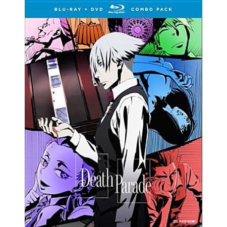 Death Parade: The Complete Series - Tv Halloween Parade