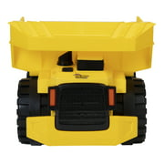 Xtreme Power Dump Truck - Motorized Extreme Construction Vehicle Truck for Boys & Kids Who Love Building Toys  Load Up Dirt, Toys, Wood, Rocks  Indoor & Outdoor Play  Spring Summer Fall Winter