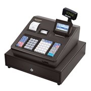 Sharp Xe-A407 Thermal 99 Dept Cash Register
