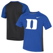 Duke Blue Devils Nike Youth Miler Performance T-Shirt - Royal