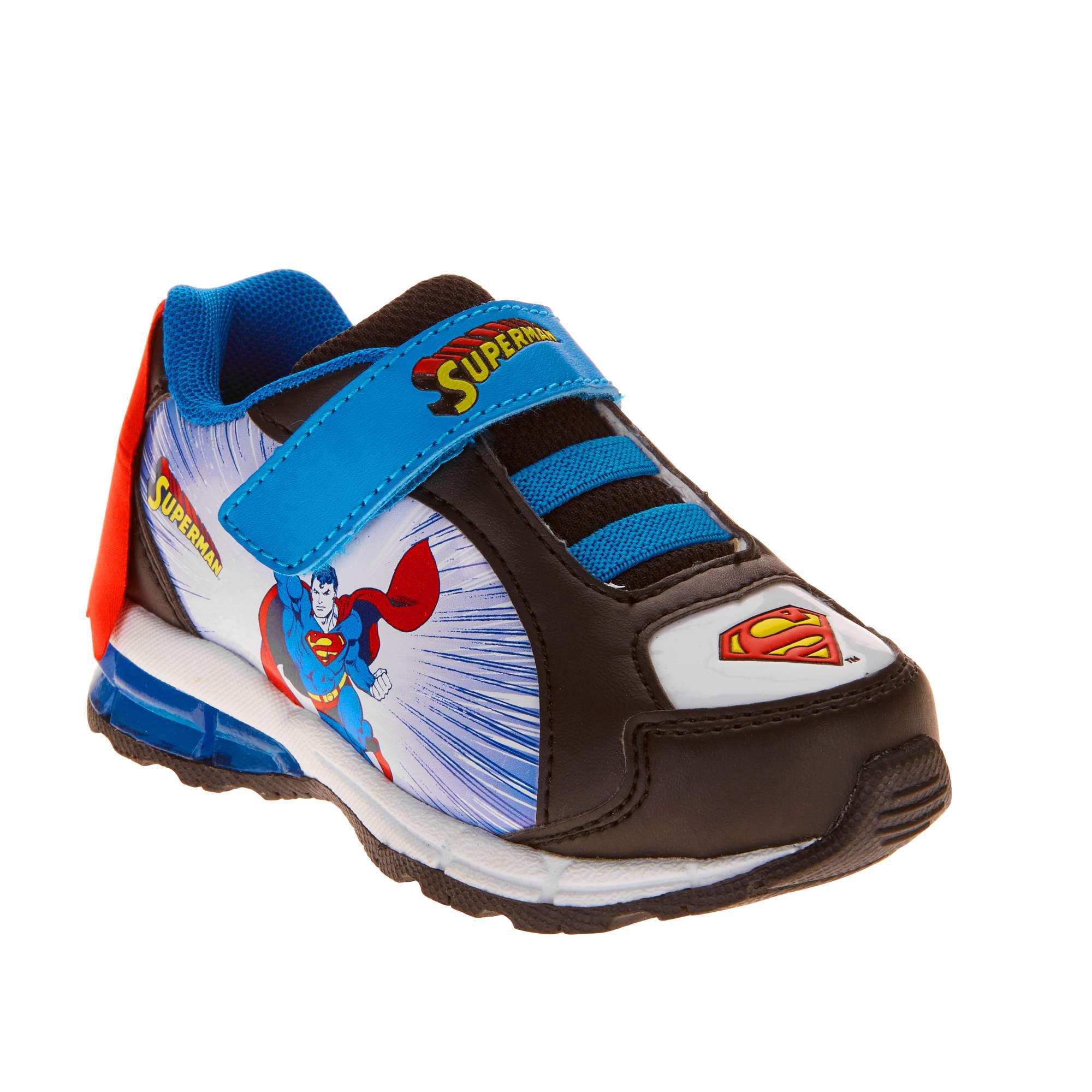 Superman Toddler Boy's Athletic Sneaker