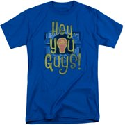 Electric Company Hey You Guys Mens Big And Tall Shirt