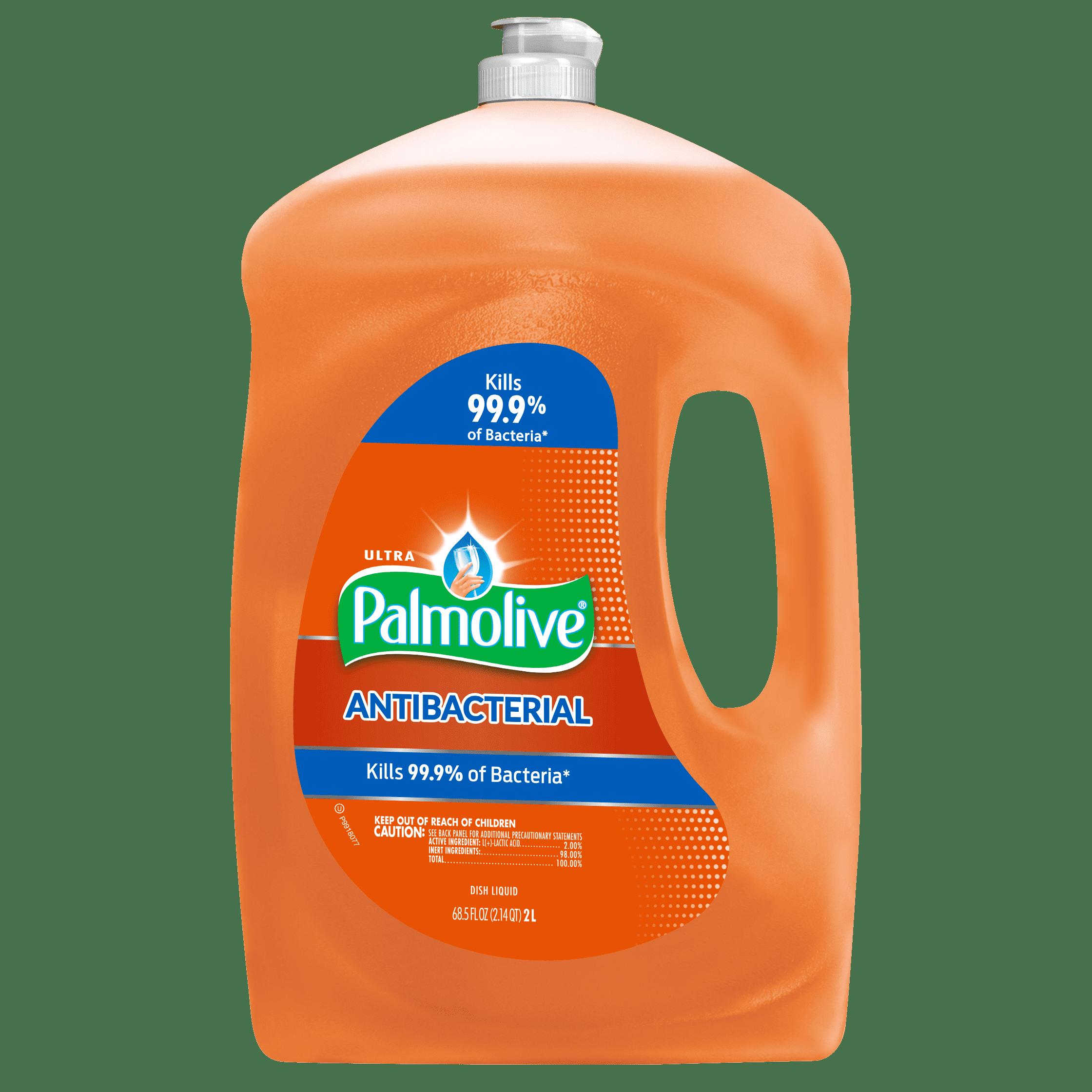 Palmolive Ultra Dishwashing Liquid Antibacterial Orange
