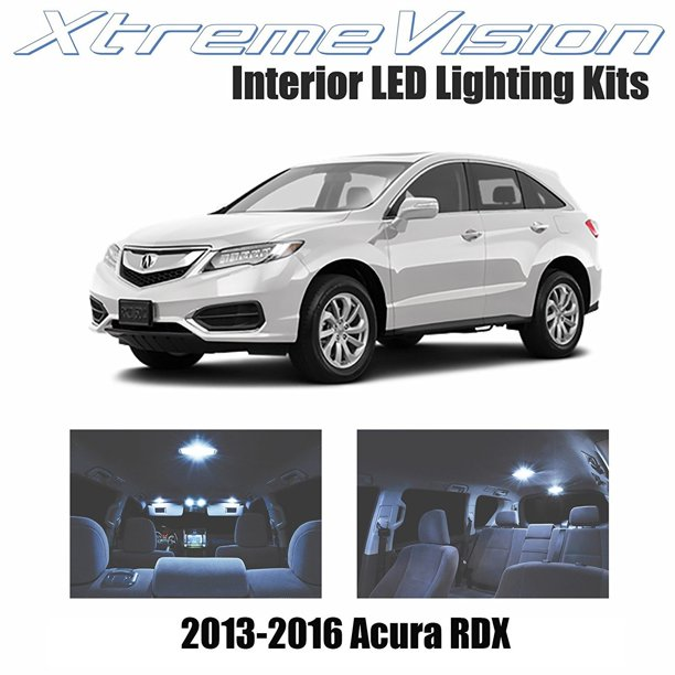 XtremeVision LED For Acura RDX 2013-2016 (7 Pieces) Cool