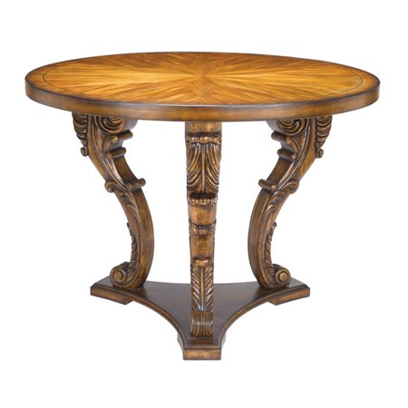 Sterling Chandon Entry Table Tone Wood Stain