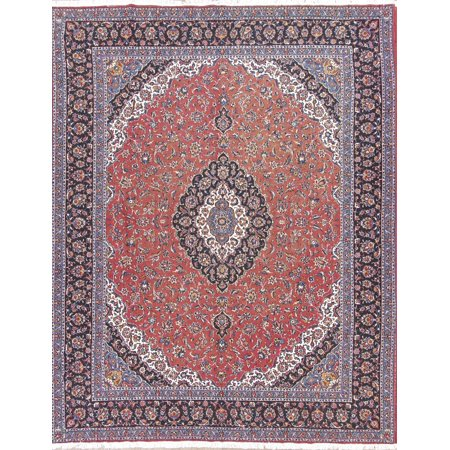 RugSelect Floral 10x13 Traditional Turkish Medallion Area Rug ()