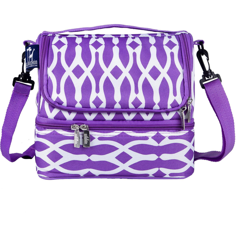 Wishbone Double Decker Lunch Bag