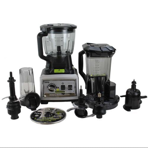 Ninja Ultima Kitchen System Bl820 3 Hp 72 Oz 1500 Watt Blender Mixer