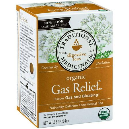 TRADITIONAL MEDICINALS Relief gaz