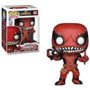 Funko POP! Marvel Venompool with Phone Vinyl Bobble Head