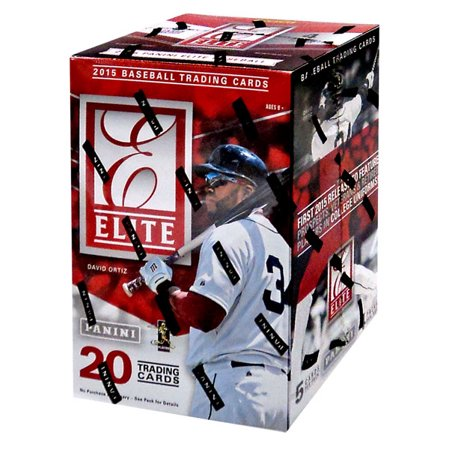 MLB 2015 Elite Trading Card Blaster Box