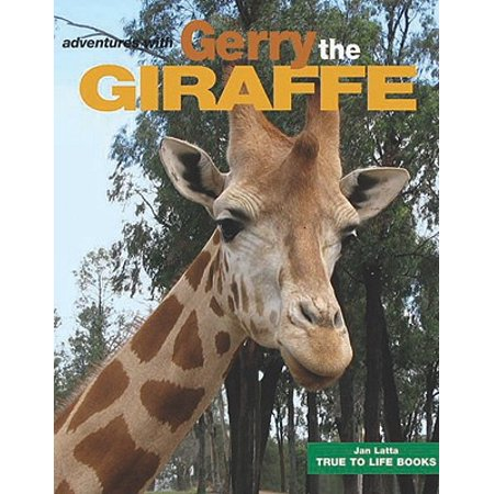 Gerry the Giraffe - eBook
