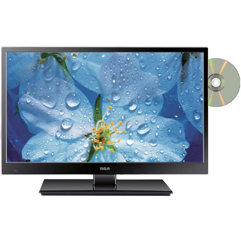 Televisores Led O Oled 22 TV/DVD LED HDTV alimentación AC/DC Combo + RCA en Veo y Compro
