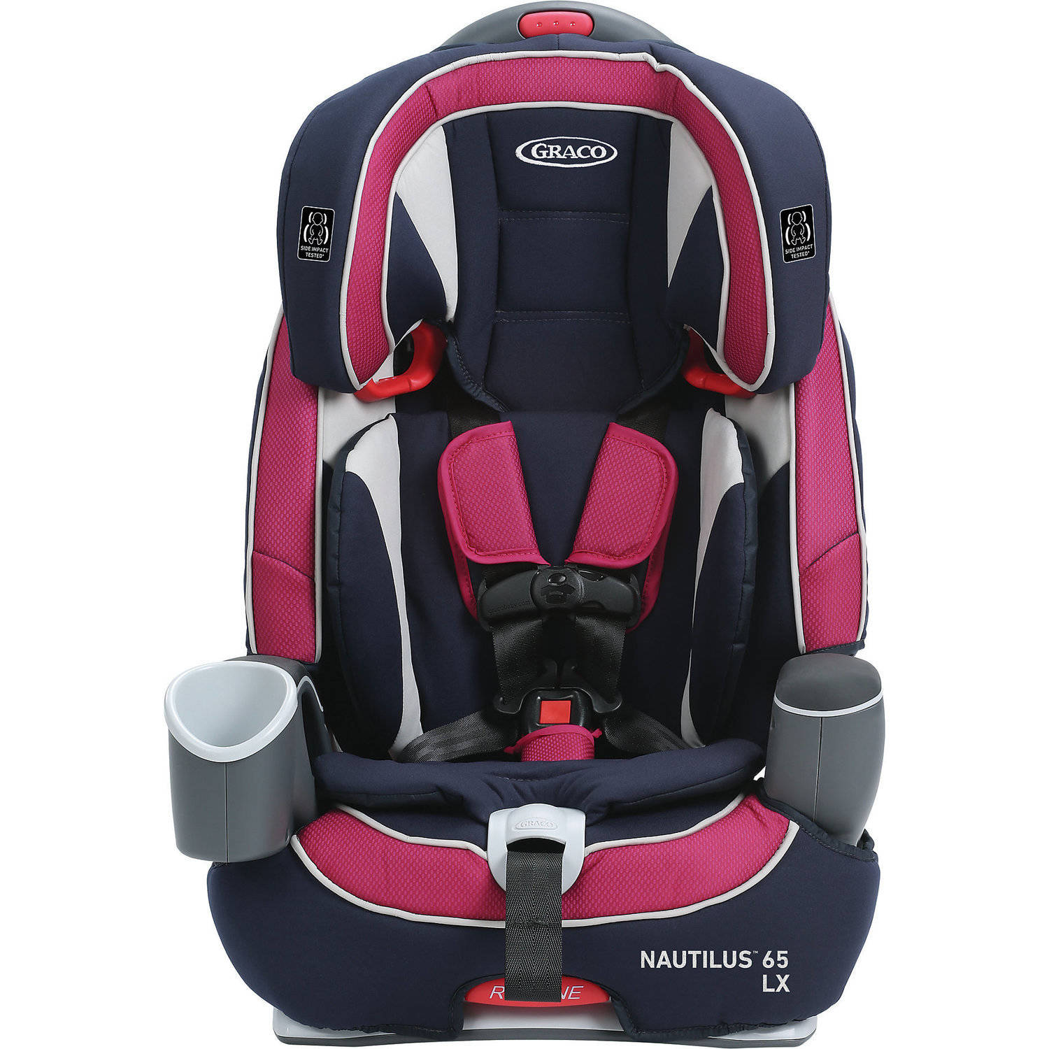 Graco nautilus 3 in 1 multi use car seat - Graco Nautilus Lx 65 3 In 1 Harness Booster Choose Your Color Walmart Com