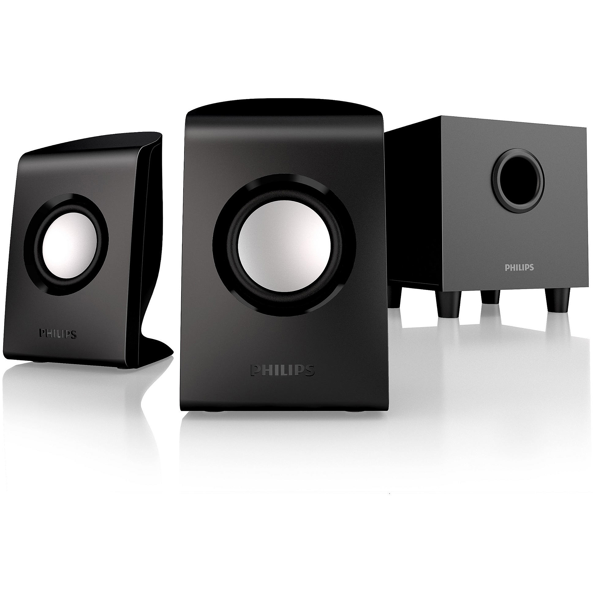 Philips 2.1 Multimedia Speakers, SPA1330/37