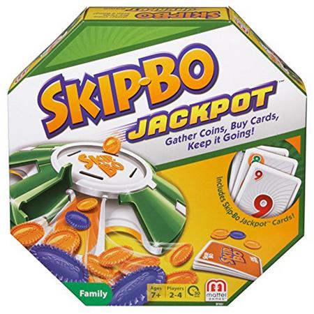 Jackpot Casino Parties (Skip-Bo Jackpot)