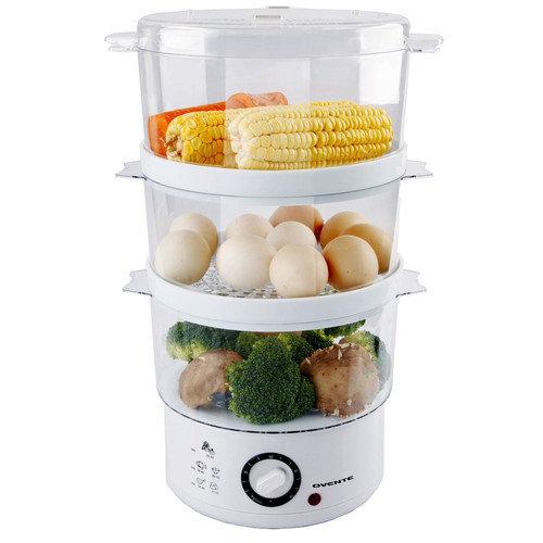Ovente 1.5-Quart Electric Food Streamer