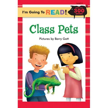 I'm Going to Read(r) (Level 4): Class Pets (Go Go Pets Set)