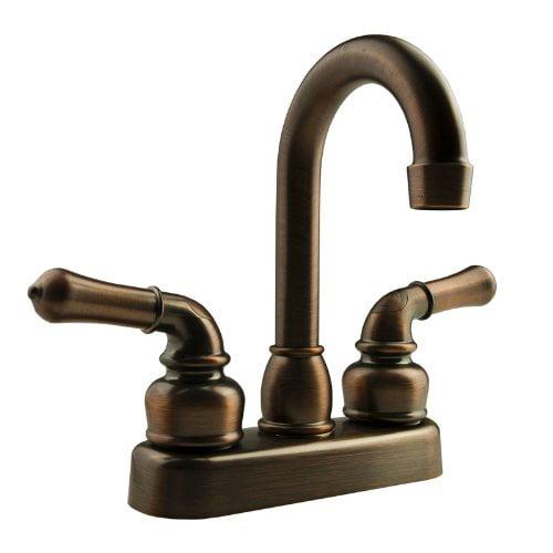 Dura Faucet Classical RV Bar Faucet - Oil Rubbed Bronze