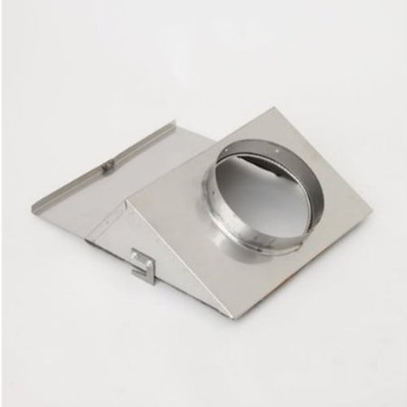 Napoleon EPA335KT Stainless Steel Flue Connector for Low Clearance - Napoleon Wolf Steel