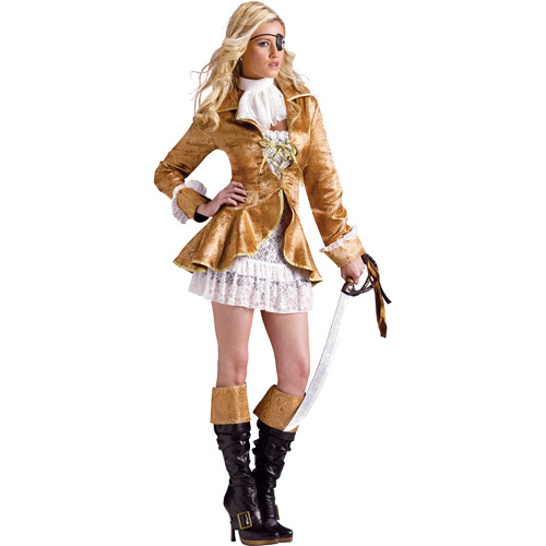 Treasure Chest Adult Halloween Costume