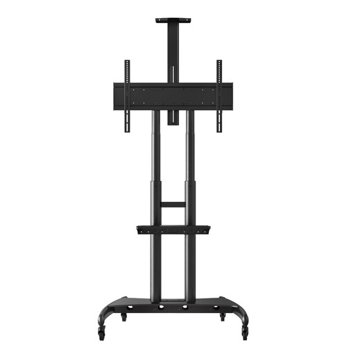 "Luxor FP4000 Adjustable Height Large TV Mount for a 40"" to 80"" Flat Panel TV by Overstock"