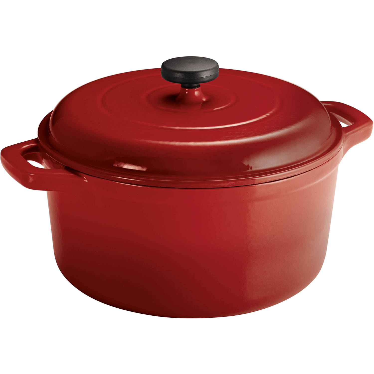 Tramontina Enameled Cast Iron 6.5 Quart Round Dutch Oven