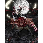BAYONETTA-BLOODY FATE-ANIME MOVIE (BLU RAY/DVD COMBO) (Blu-ray)