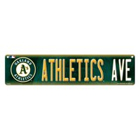 Rico Industries Athletics High-Res Street Sign