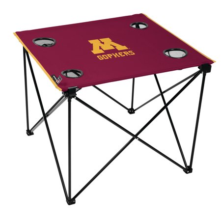Rawlings Minnesota Golden Gophers Deluxe Tailgate Table - No Size