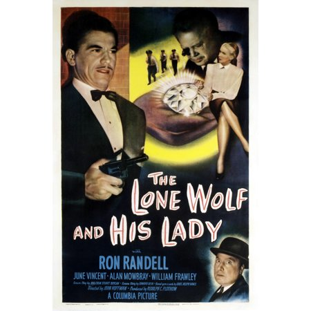 The Wolf Of Wall Street Halloween Costume (The Lone Wolf and His Lady POSTER (27x40))