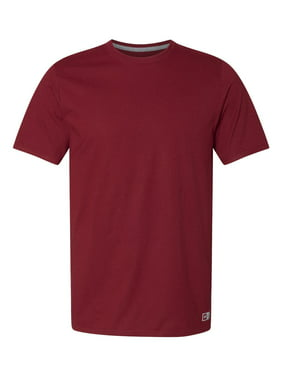 Russell Athletic Men's Essential 60/40 Performance T-Shirt, Style 64STTM