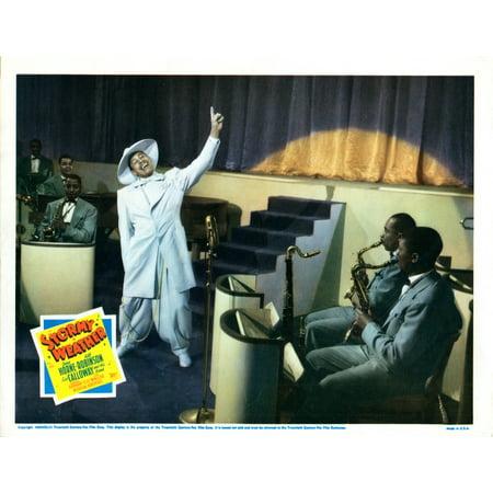 Stormy Weather Us Lobbycard Cab Calloway 1943 Movie Poster Masterprint