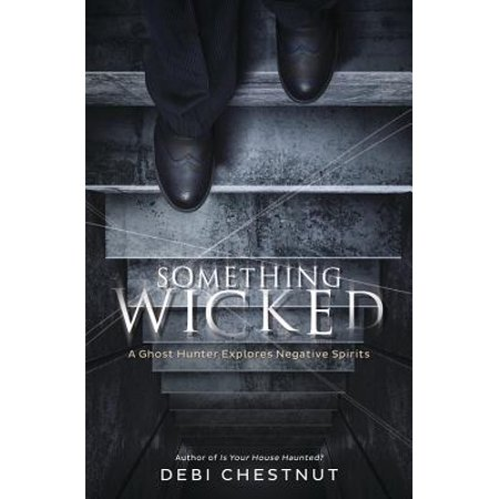 Negative Ghost - Something Wicked : A Ghost Hunter Explores Negative Spirits