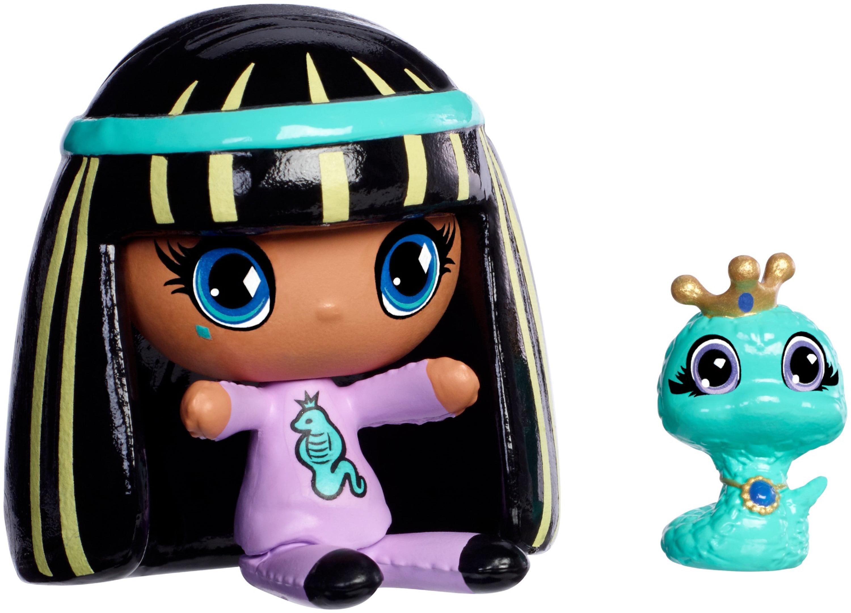 Monster High Minis Cleo De Nile & Hissette Figures by Mattel