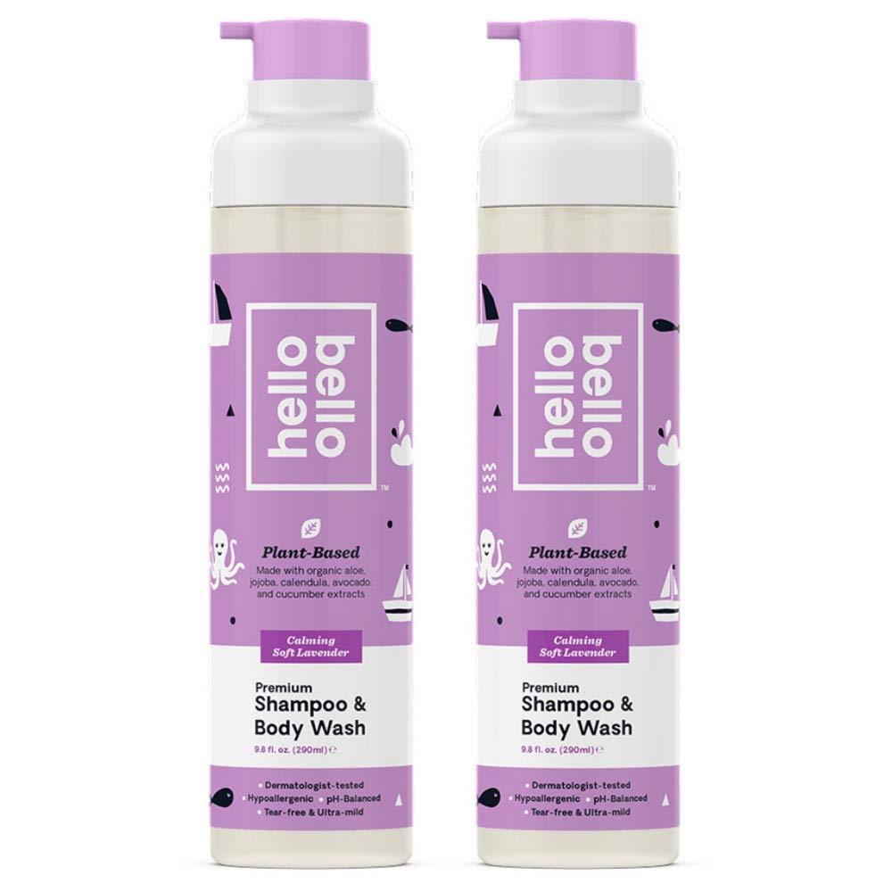 Hello Bello Shampoo Wash (Lavender, 2 pack) Lavender by