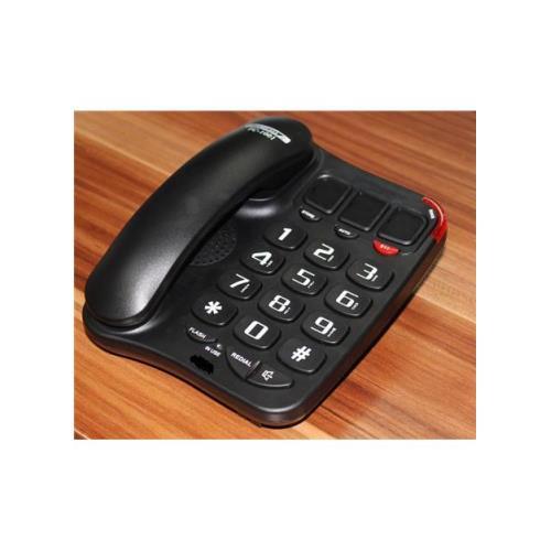FC-1001B 40dB Picture Phone Black