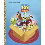 Little Golden Books (Random House): Toy Story 3 (Disney/Pixar Toy Story 3)