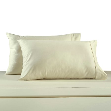 330-Thread Count 100% Cotton Sateen Twin Sheet Set in Ivory - Bed Bath And Beyond Halloween