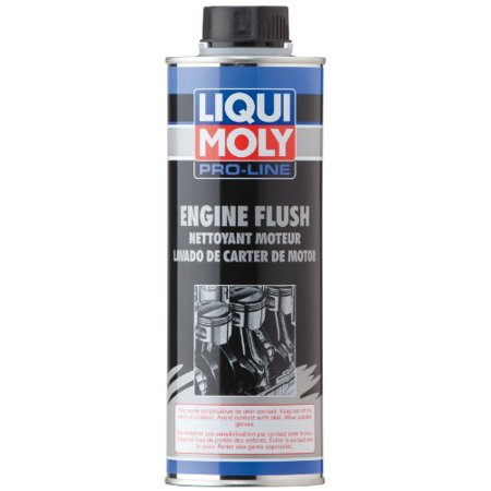 Flush Louver Assembly - Liqui Moly 2037 Pro-Line Engine Flush - 500 Milliliters