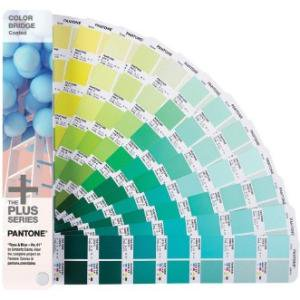 Pantone Color Bridge Coated Reference Printed Manual (gg6103n)