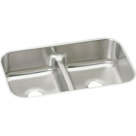 Elkay Lustertone Stainless Steel 32-1/2