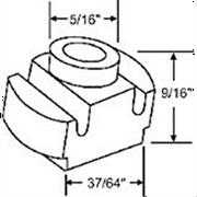 Cabinet Hardware Cabinet Drawer Guide 900-9936